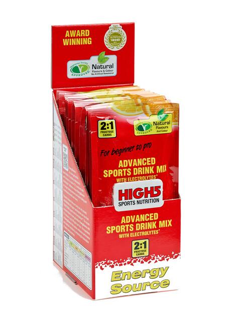 High5 EnergySource Drink Box Orange 12 x 47g